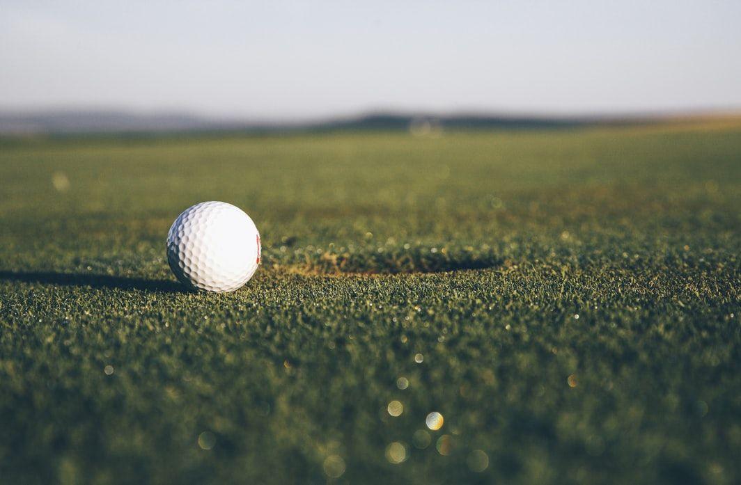 Golfing in Lake Wales, Florida