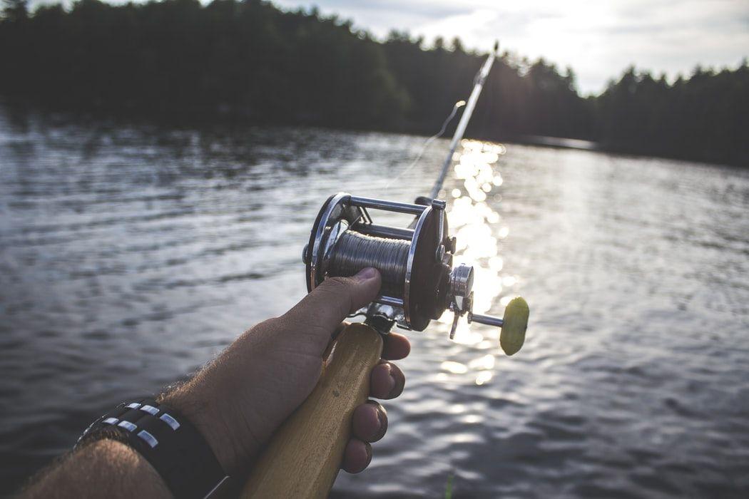 Fishing near Lake Wales, FL